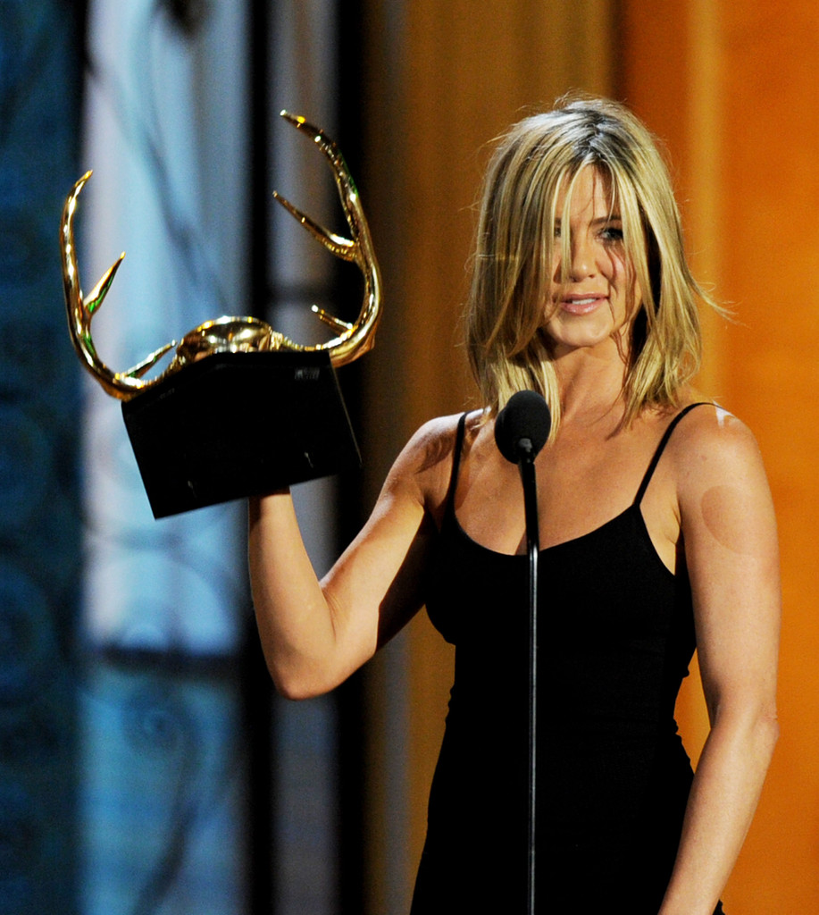 Jennifer+Aniston in Spike TV's 5th Annual 2011