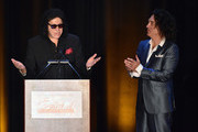 Gene Simmons and Paul Stanley Photo