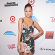 Chrissy Teigen at the Sports Illustrated Swimsuit Issue Launch Party 2013