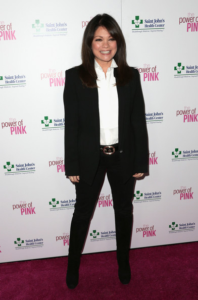 More Pics of Valerie Bertinelli Blazer (2 of 6) - Valerie Bertinelli Lookbook - StyleBistro