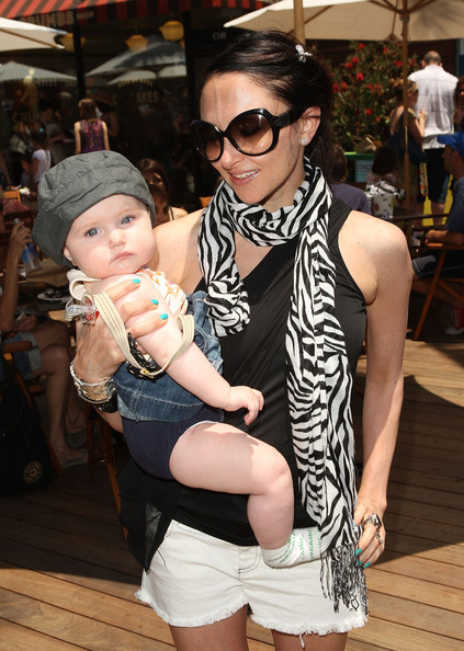 Stacey Bendet Oversized Sunglasses