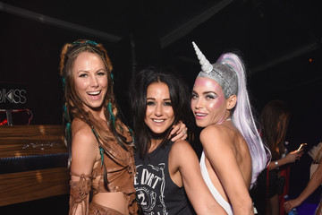 Stacy Keibler Jenna Dewan-Tatum Celebs Attend the Casamigos Tequila Halloween Party