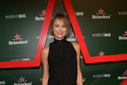 Stacy Keibler Turtleneck