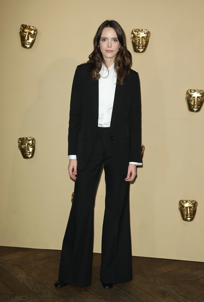 Stacy Martin Pantsuit