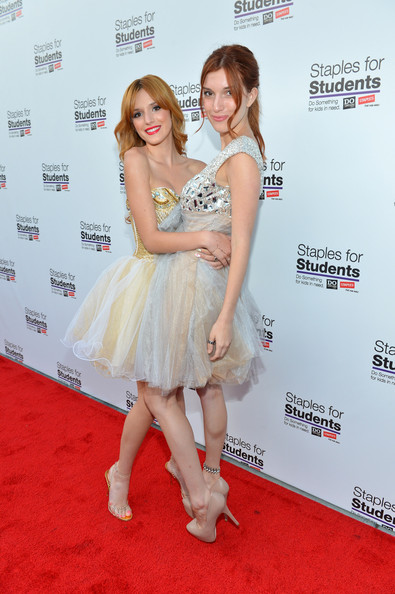 57892d62 More Pics of Bella Thorne Strapless Dress (75 of 80) - Clothes Lookbook -  StyleBistro