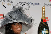 Star Jones Decorative Hat