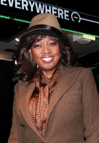 Star Jones Fedora