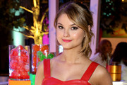 Stefanie Scott Crop Top