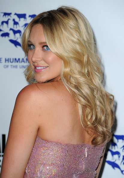 Stephanie Pratt Long Curls