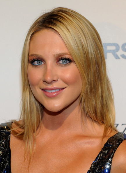 Stephanie Pratt Long Straight Cut