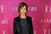 Stephanie Szostak Leather Jacket