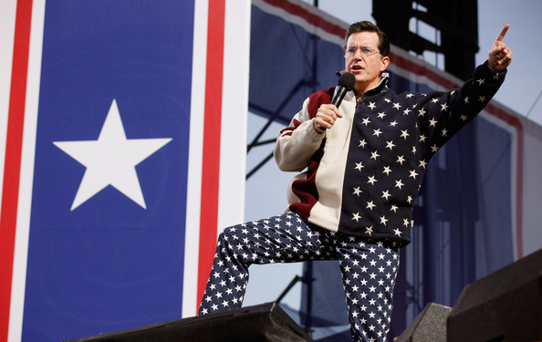 Stephen Colbert Clothes