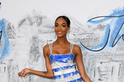 Jourdan Dunn Midi Dress
