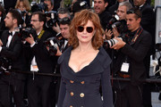 Susan Sarandon Tuxedo Dress