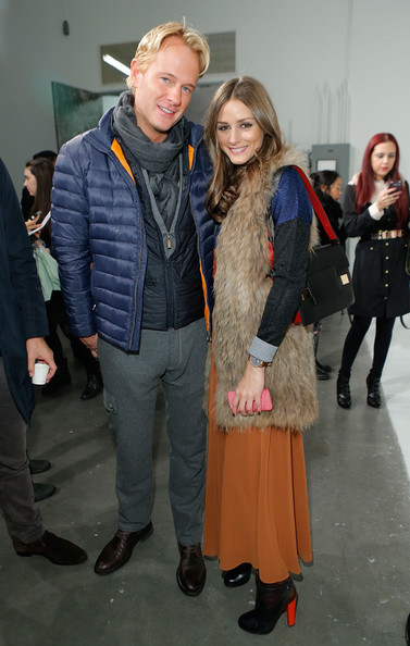 More Pics of Olivia Palermo Long Skirt (4 of 5) - Olivia Palermo Lookbook - StyleBistro