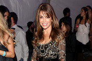 Singer Paula Abdul attends the launch party for the new T-Mobile Sidekick 4G at a Private Lot on April 20, 2011 in Beverly Hills, California.