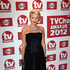 French Twist Lookbook: Lydia Bright wearing French Twist (2 of 9). Lydia Bright wore a sleek French twist updo at the TV Choice Awards.
