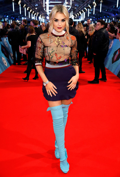 Tallia Storm Over the Knee Boots