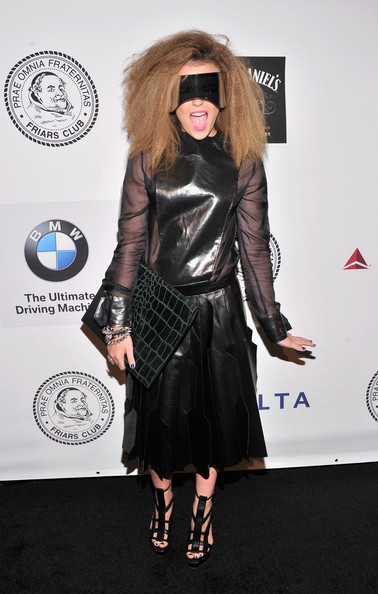 Tallia Storm Leather Dress