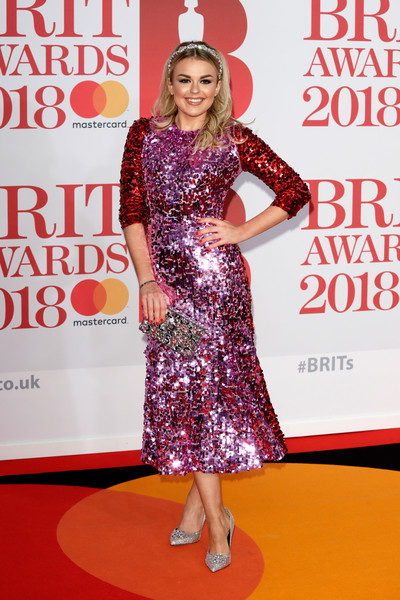 Tallia Storm Sequin Dress