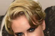 Tallulah Willis Short Wavy Cut