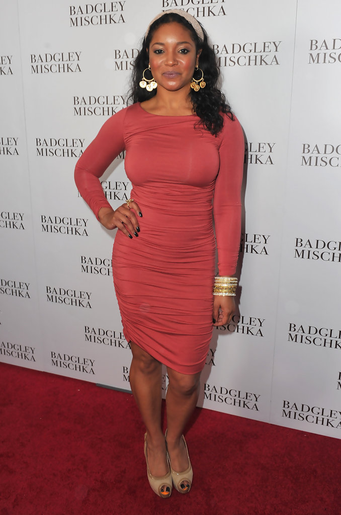 Tamala Jones Cocktail Dress Tamala Jones Looks Stylebistro