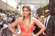 Tamar Braxton Fishtail Dress