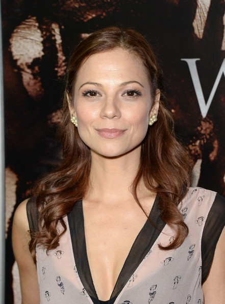 Tamara Braun Half Up Half Down