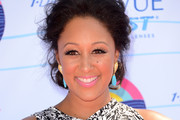 Tamera Mowry False Eyelashes