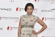 Taraji P. Henson Baby Doll Dress