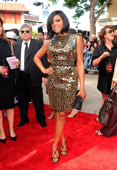 Taraji P. Henson Shoes