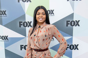 Taraji P. Henson Wrap Dress