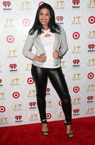 More Pics of Jordin Sparks Strappy Sandals (1 of 15) - Strappy Sandals Lookbook - StyleBistro