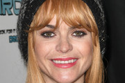 Taryn Manning Long Straight Cut with Bangs