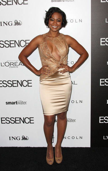 Tatyana Ali Cutout Dress