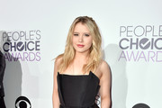 Taylor Spreitler Strapless Dress