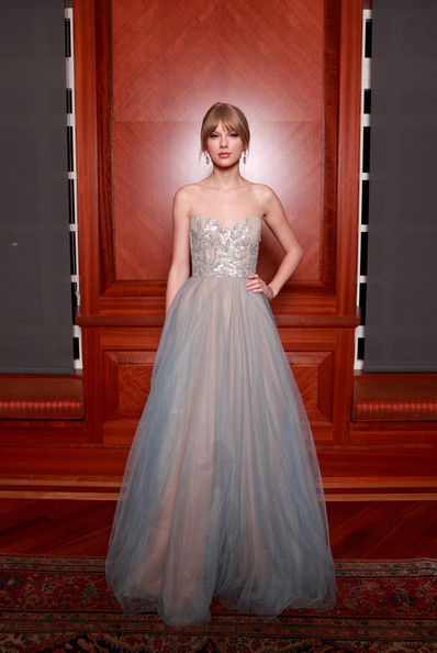 Reem Acra's Princess Tulle for the Nashville Symphony Ball