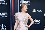 Taylor Swift Embroidered Dress