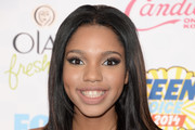 Teala Dunn Long Straight Cut