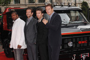 Bradley Cooper and Sharlto Copley Photo
