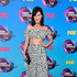 Perrey Reeves Lookbook: Perrey Reeves wearing Dhela Crop Top (3 of 3). Perrey Reeves was a boho babe in a printed off-the-shoulder crop-top by Dhela at the 2017 Teen Choice Awards.