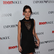 Gia Mantegna in a Lacy LBD