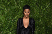 Teyana Taylor Little Black Dress