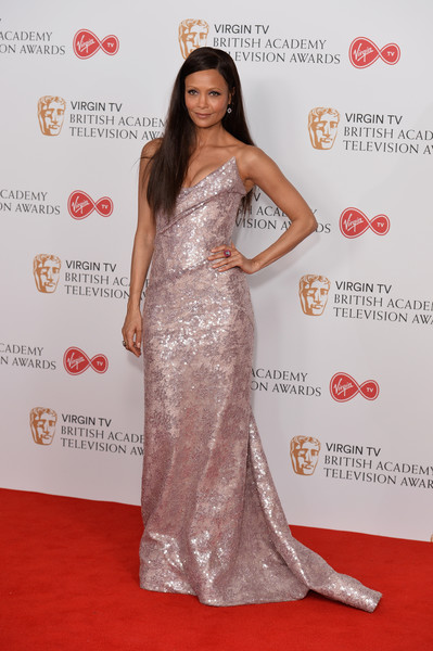 Thandiwe Newton Strapless Dress [flooring,gown,shoulder,carpet,fashion model,fashion,dress,joint,red carpet,long hair,bafta television awards - winner,thandie newton,television,carpet,room,room,the royal festival hall,virgin tv,winner,british academy television awards,vanessa kirby,2017 british academy television awards,2018 british academy television awards,red carpet,royal festival hall,british academy television awards,celebrity,television,model]