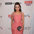 Inspiration: Maisie Williams's Gorgeous Gingham