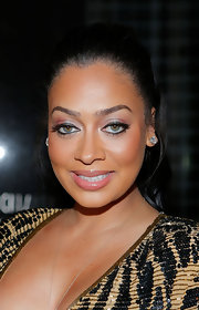 La La Anthony wore a pair of simple yet stunning diamond studs when she attended the Hip Hop Inaugural Ball.