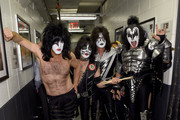 Gene Simmons and Tommy Thayer Photo