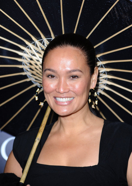 Tia Carrere Costume Hoops