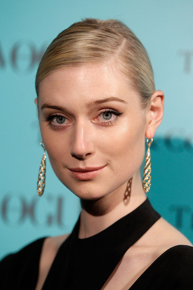 More Pics of Elizabeth Debicki Classic Bun (1 of 5) - Updos Lookbook - StyleBistro