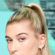 Hailey Baldwin's Half Up Half Down